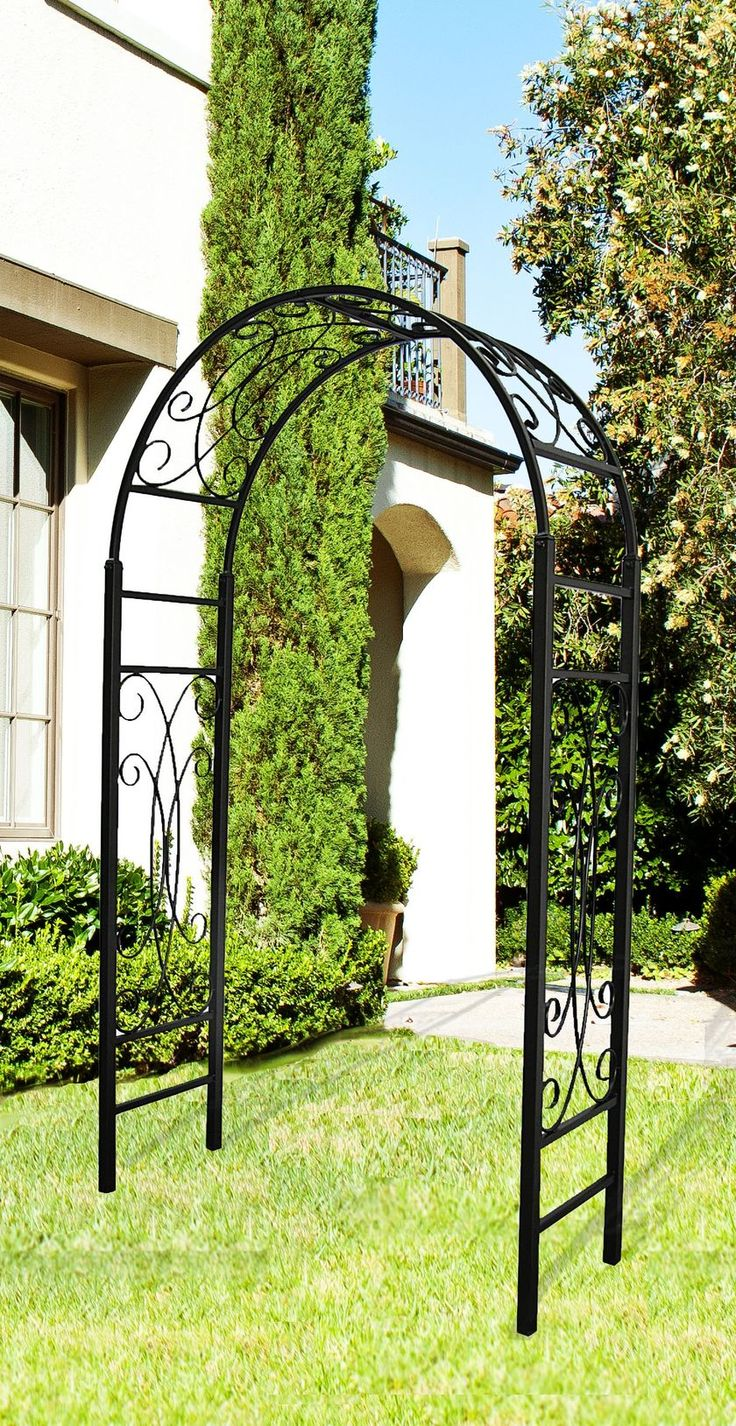 13 best arbors and trellis 39 s images on pinterest for Trellis or arbor