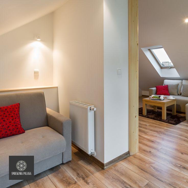 Apartament Tatry - zapraszamy! #poland #polska #malopolska #zakopane #resort #apartamenty #apartamentos #noclegi #livingroom #salon