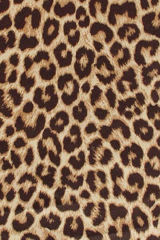Leopard iPhone Wallpaper para estampar