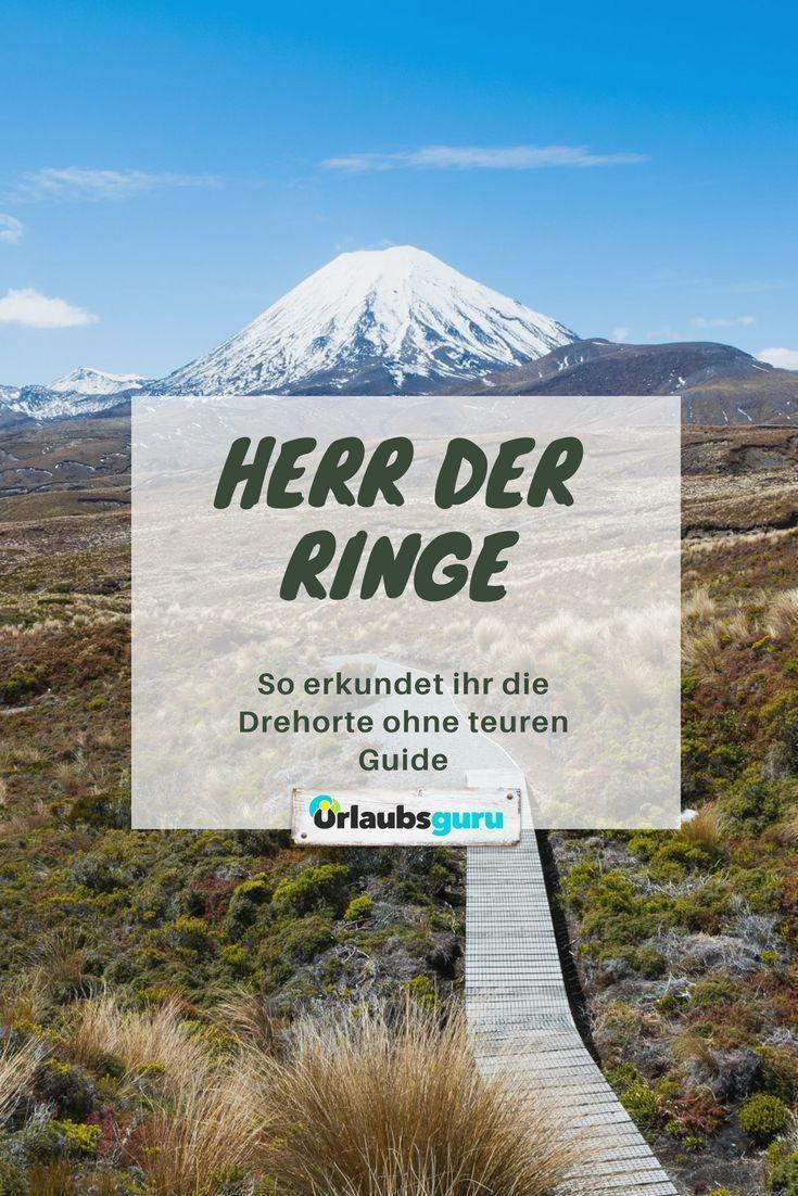Herr der Ringe Drehorte in Neuseeland Ein Überblick