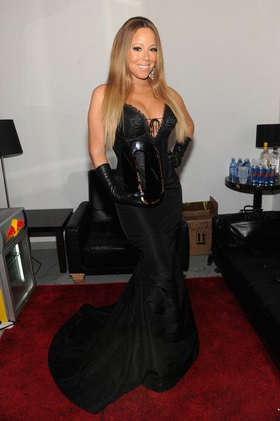 Mariah Carey Photos Photos - (Exclusive Coverage) Mariah Carey poses at the 19th Annual Out100 Awards presented by Buick at Terminal 5 on November 14, 2013 in New York City. - Inside the 19th Annual Out100 Awards