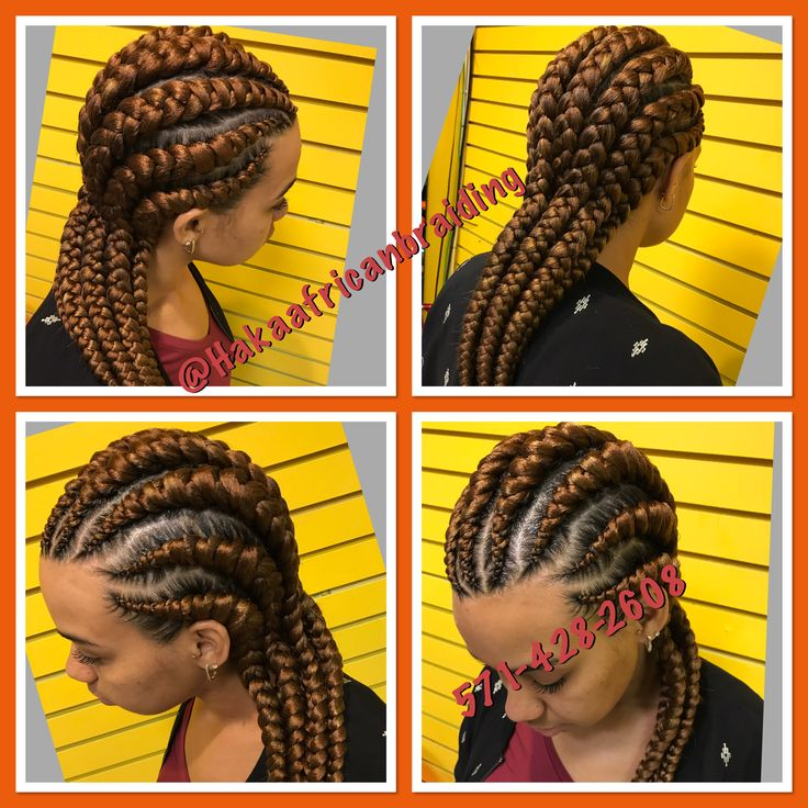 687 Best Images About Haka African Hair Braiding On