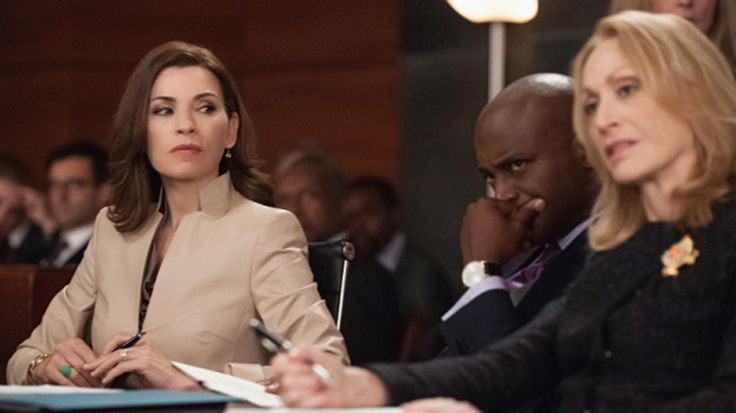"""In """"Shiny Objects, episode 5 of 'The Good Wife' season 6, an old friend of Alicia's becomes her opposing council."""