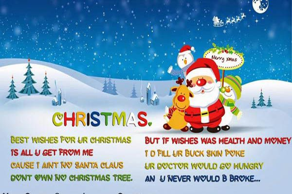 Best 50 Merry Christmas 2016 Wishes Status Messages Quotes SMS