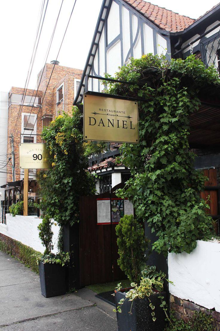Hoy en Restaurante Daniel estamos en #MiercolesEntreCopas! Los esperamos para disfrutar una tarde de vinos...