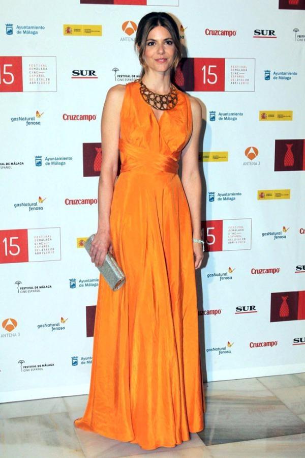 Con amor propio: Moda e Imagen: Alfombra roja: XV Festival Cine Málaga 2012 Clausura