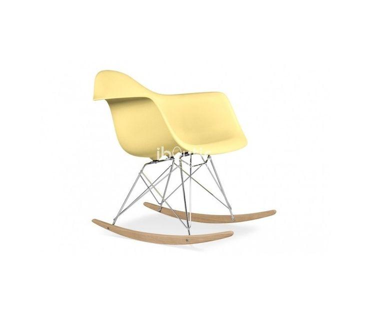 chaise charles eames rocking chair rar, sur iboutic, de qualité, haut de gamme, à prix usine pas cher, discount