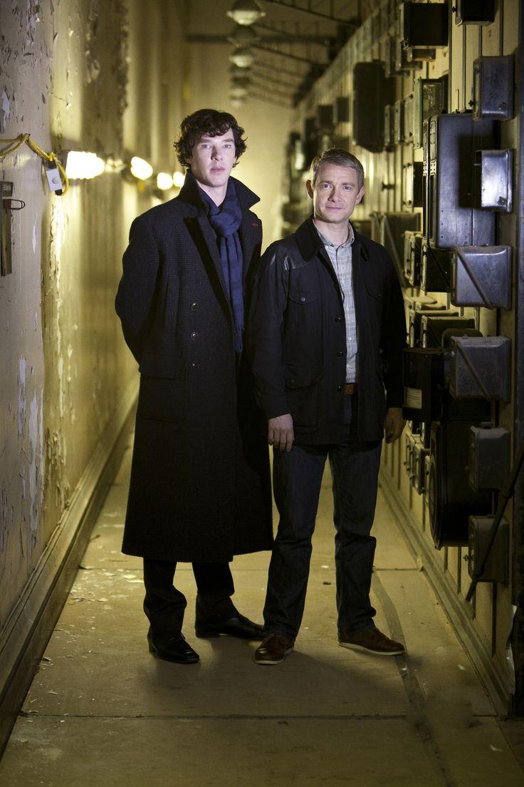 Sherlock And John Promo