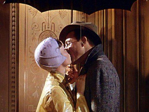Cantando bajo la lluvia (1952), Debbie  Reynold y Gene Kelly