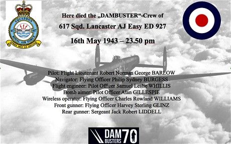 history world flying dambusters mission video game demonstrates pilots skill