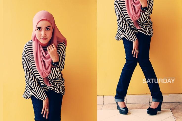 saturday: Style Inspiration : Stripes