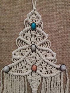 Macrame Tree Wall Hanging