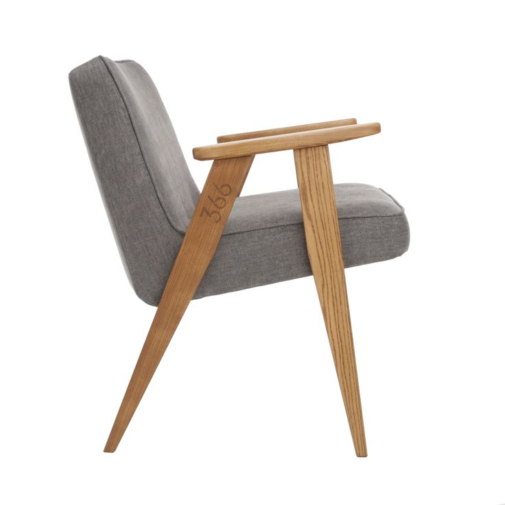 The iconic 1962 Polish armchair by modernist industrial designer Józef Chierowski is now available from Lodz-based 366 Concept | www.mydesignagenda.com
