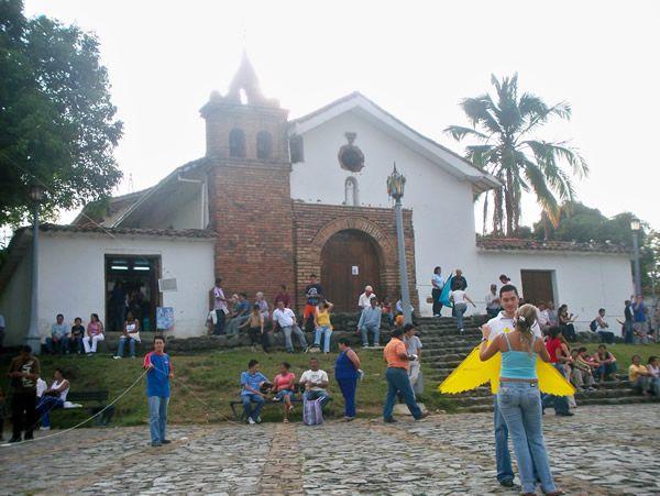 Capilla de San Antonio - #Orgullodecali #Cali #CaliCo #Colombia #SoyVallecaucano