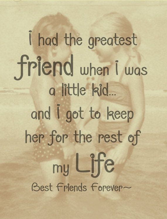 Image result for quotes for life long friends