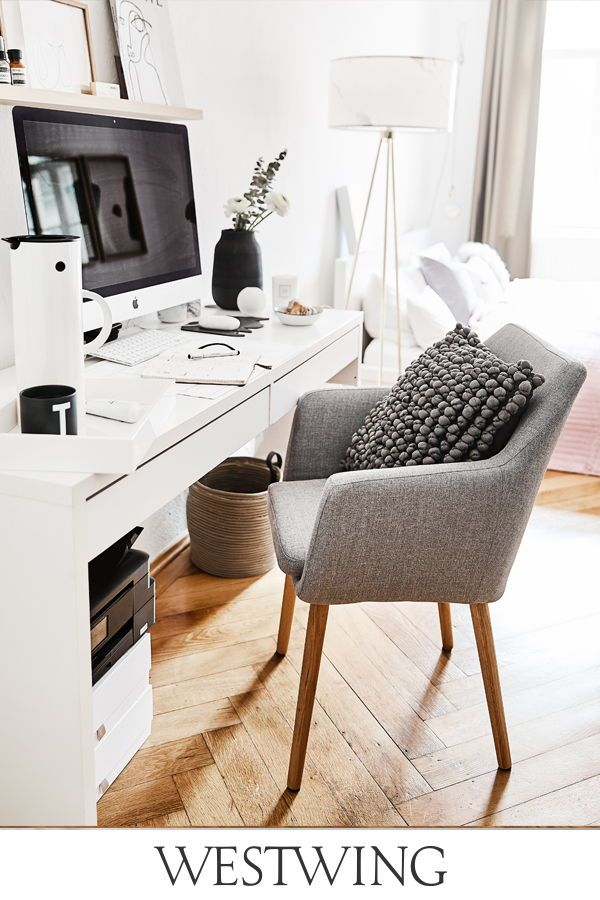 Rendi Accogliente Il Tuo Home Office Westwing Idee Per Decorare La Casa Arredamento Sedia Girevole