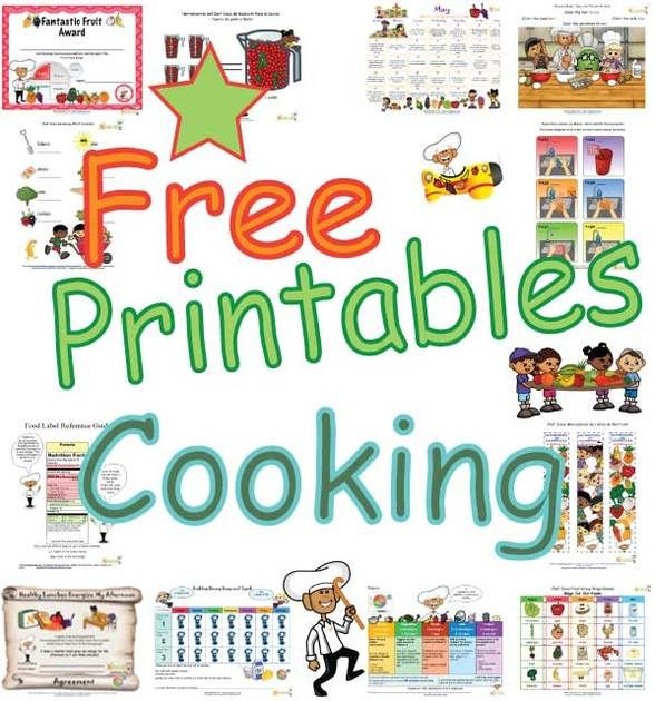 Kids' Healthy Kids' Cooking Classroom Activities- Teaching Students Healthy Nutrition Cooking, Fun Online Kids' Cooking Activities, Teacher ...
