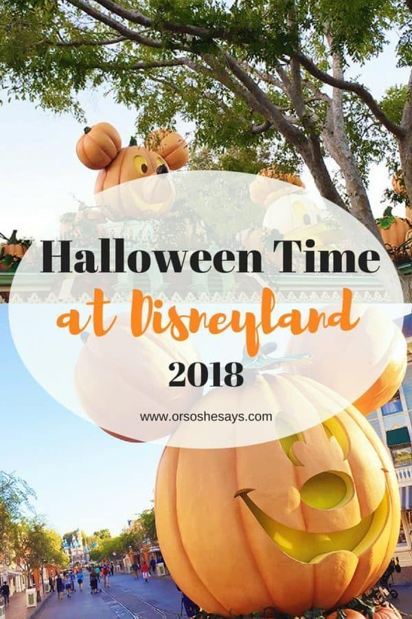 Disneyland Halloween 2020 Dates When Released Everything You Need to Know About Halloween Time at Disneyland in