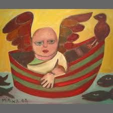 Image result for images mirka mora paintings