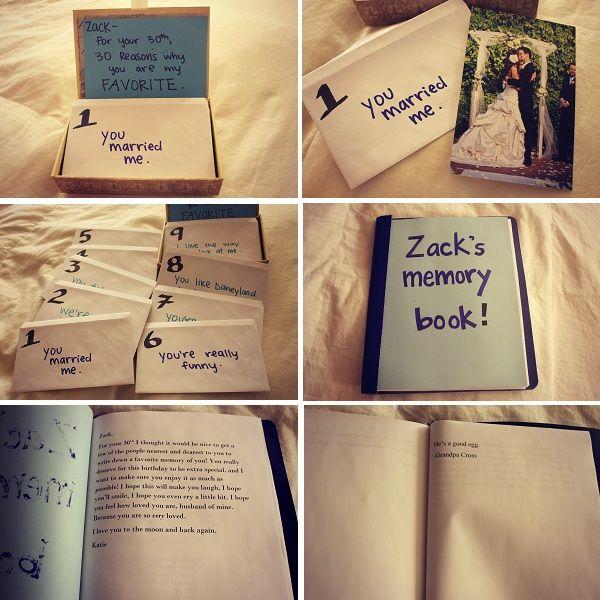 7 best 30th Birthday Gift Ideas for Boyfriend images on Pinterest