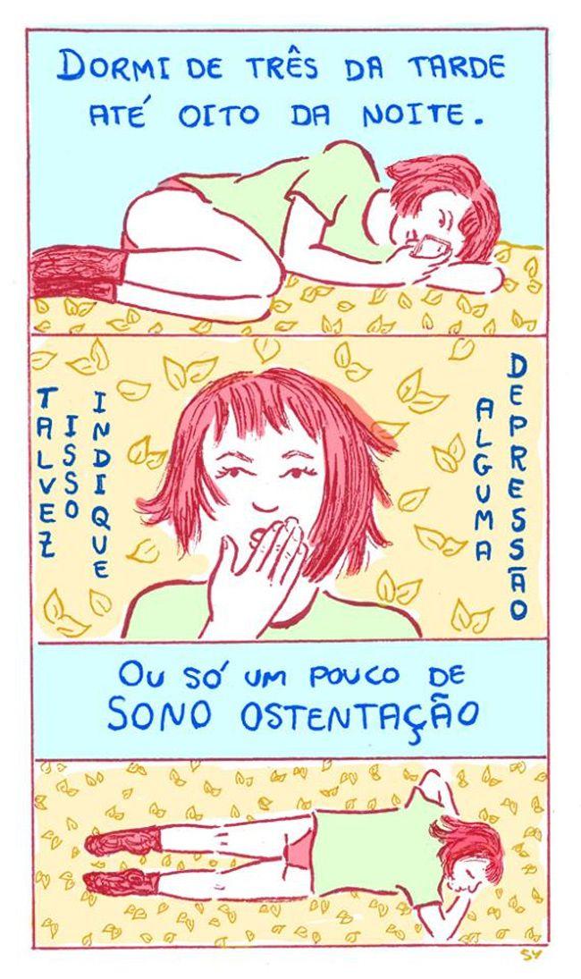 Satirinhas - Quadrinhos, tirinhas, curiosidades e muito mais! - Part 94