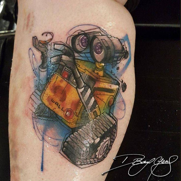 Best 25 robot tattoo ideas on pinterest alien tattoo for Tattoo lafayette indiana