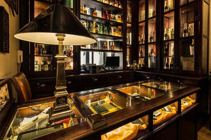 V Praze byl otevřen první Prestige Selection Shop s luxusními lihovinami. / New Prestige Selection Shop with premium luxury alcohol in Prague.