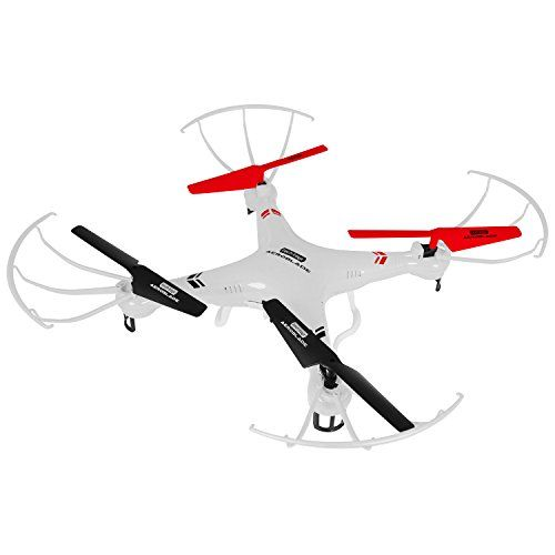 Aeroblade RT3500 2.4GHZ 4Ch Quadcopter with HD Camera, White Tech Toyz http://www.amazon.com/dp/B00US7EBIM/ref=cm_sw_r_pi_dp_4Civwb0815H8B