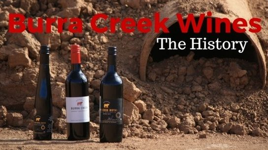 """Our vineyard was the brain child of Simon Rowe after an anonymous man said to him that our area around Burra """"was as good a country for growing red grapes as he'd seen."""" So, Simon teamed up with an old friend and winemaker, Andrew Hardy and planted 30 acres of Shiraz and Cabernet vines."""