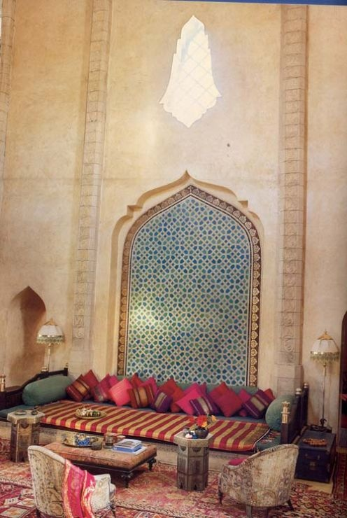 17 best images about moroccan living room ideas on pinterest architecture window trims and - Moroccan style living rooms ...