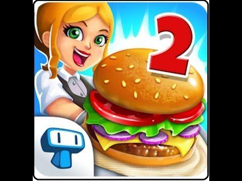 My Burger Shop 2-New Burger Shop,delicious haamburgers and cheeseburgers