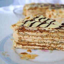 """""""Не избитый"""", но очень вкусный торт """"Эстерхази"""""""