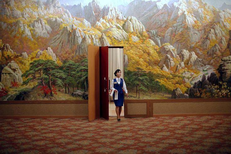 Inside Mount Kumgang Resort, North Korea's Largely Abandoned Resort