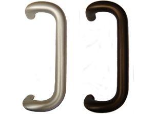 commercial door handles   DHPR 20-100/110 90° Offset Door Pull