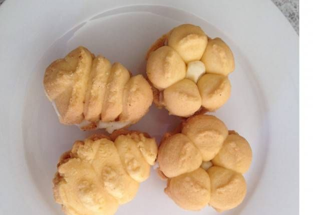 Yoyo Biscuits - Real Recipes from Mums