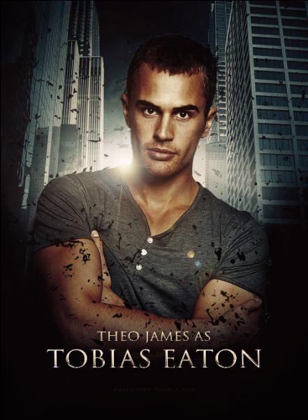 """Qui joue le rôle de """"Quatre"""" (Tobias) ?"""