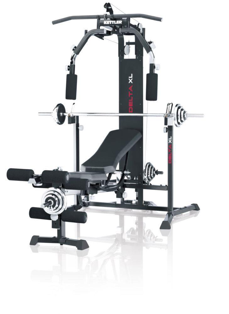 Banca multifunctionala KETTLER DELTA XL   Aparate de sport & fitness