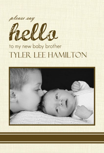 25 best Birth Announcements images – Inexpensive Birth Announcements
