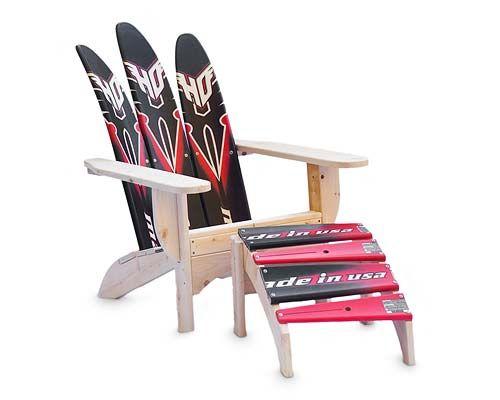 Adirondak Waterski Chair