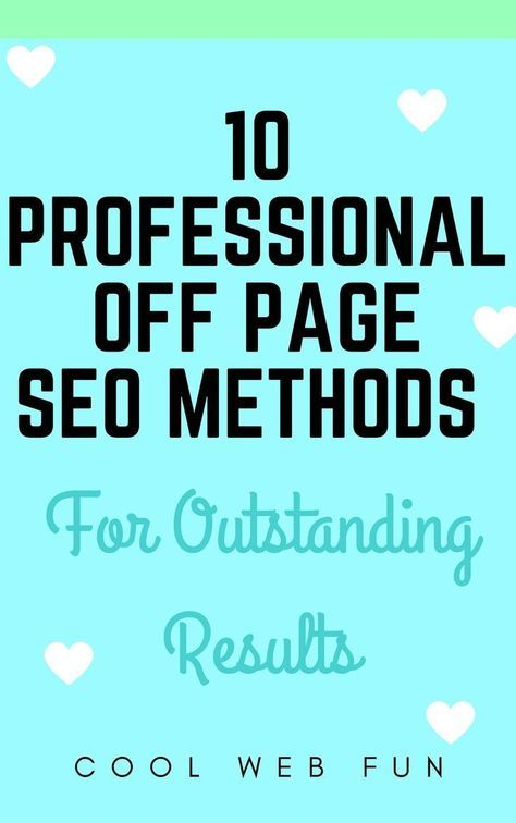 How many off page SEO techniques do you know to rank well in search engines? Here is 10 remarable steps to bring difference in your search rankings and website traffic. Check out the latest Off page SEO techniques at http://www.coolwebfun.com/off-page-seo-techniques/