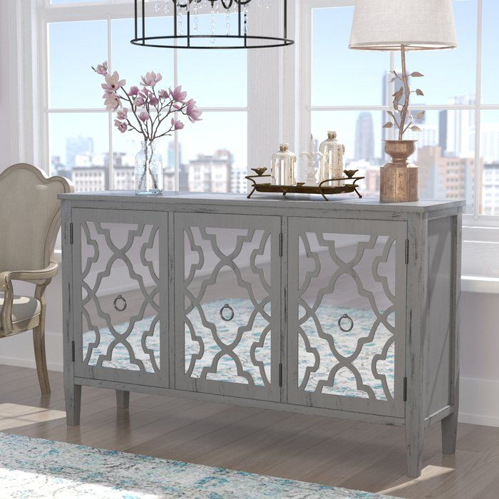 Blanton Buffet Table Dream House In 2019 Country Dining