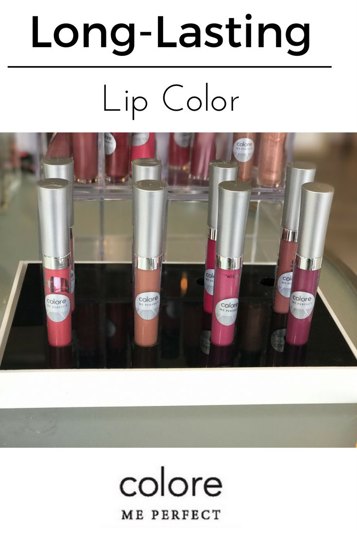 Color booth online - Get Beautiful Extremely Long Lasting Color With Colore Me Perfect Lip Stays These
