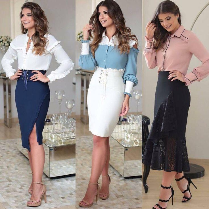Meninas,   Três opções maravilhosas de saias