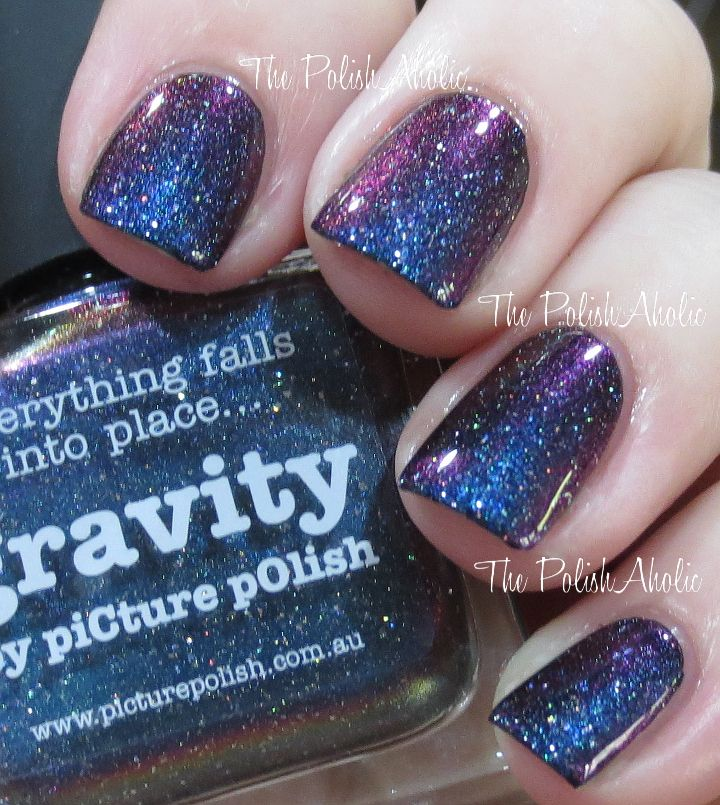 piCture pOlish | Gravity #nailpolish #nails