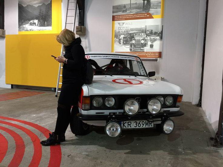 Odjazdowy Instameet w Muzeum Inżynierii Miejskiej