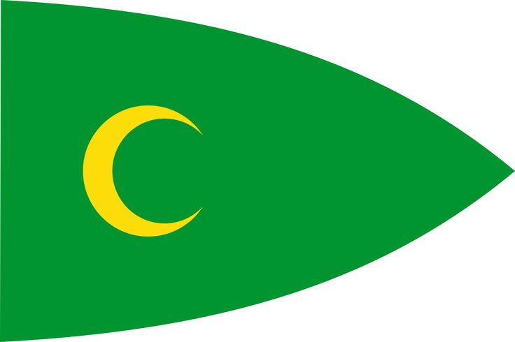 Naval Ensign of the Ottoman Empire (1453–1793)