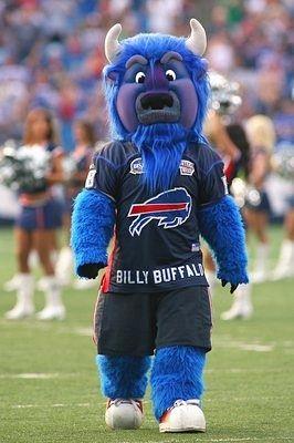 Buffalo Mascot | NFL: Buffalo Bills | Buffalo bills ...