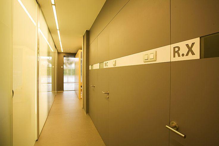 Una clínica dental diferente, por Estudi d'Arquitectura Interior Maite Prats   diseño de interiores en casa