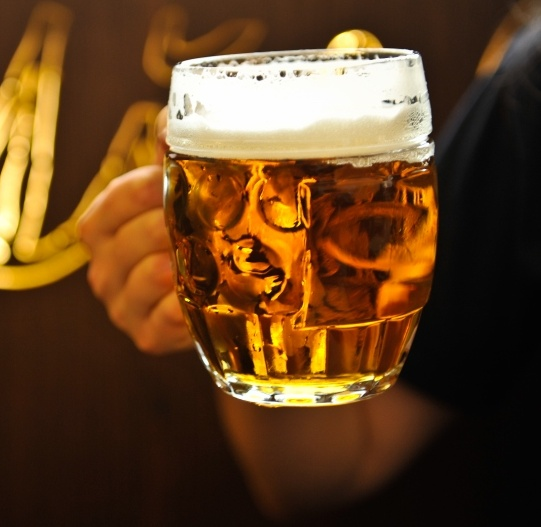 Tap into Beer's Health Benefits...Photo: A Camera in the Kitchen
