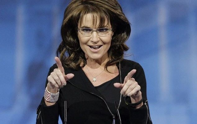 """Veterans Have A Message For Sarah Palin After Blaming Obama For Son's PTSD.  Be sure you read the bit about the fact that at 16, Track Palin was accused of cutting the brake lines on a school bus.  Sociopathic behavior was part of this boy's makeup prior to Bush sending him off to war. Obama's """"lack of respect"""" when he brought him home is beyond weak as an excuse."""